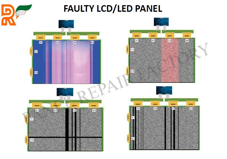 LED TV Panel Repair in Jaipur