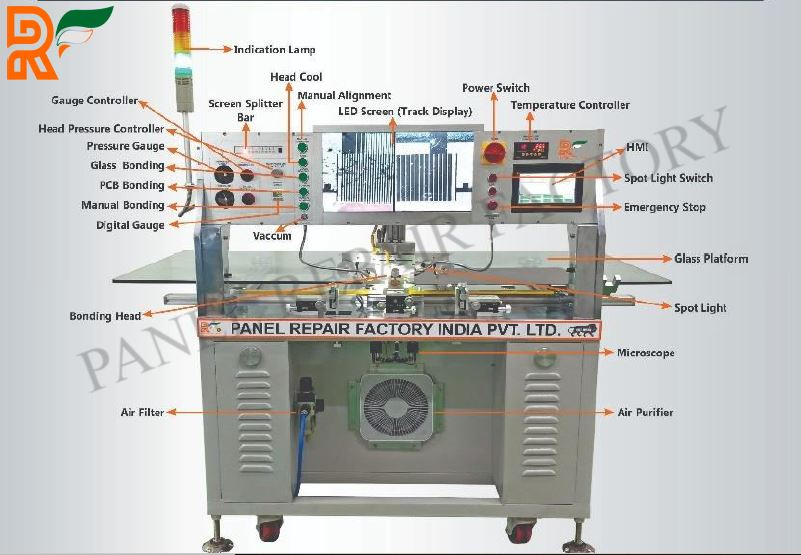 LED TV Screen Repair Machine in Jaipur